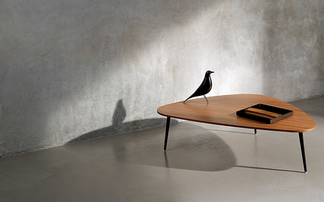 Coedition table basse triangulaire soho - Table triangulaire design ...