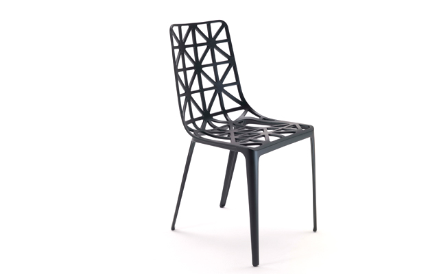 new tour eiffel chair coedition maison d 39 edition de mobilier contemporain. Black Bedroom Furniture Sets. Home Design Ideas