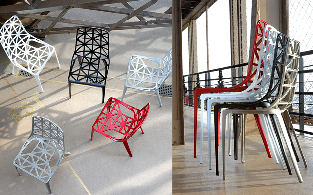 Coedition New Tour Eiffel Chair