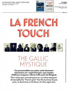 coedition_parution_AD-HorsSerie-frenchtouch_sept_2014