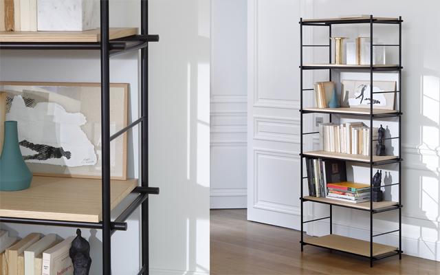 Solferino Bookshelf