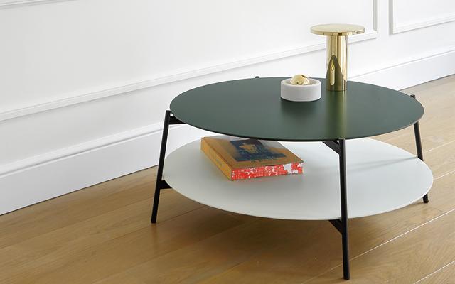 Shika Round Coffee Table