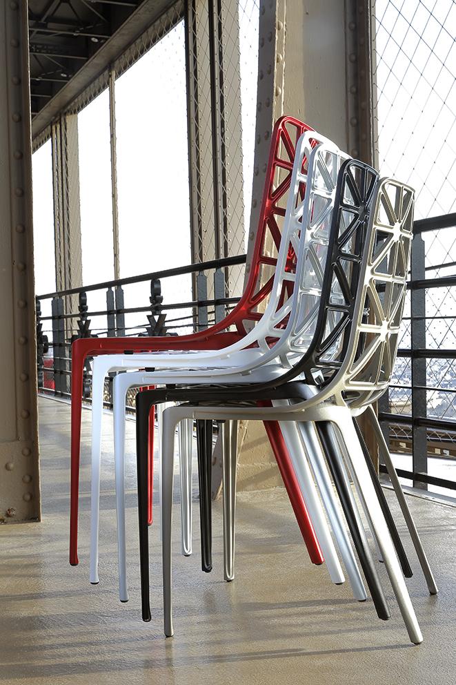 Nouvelle Chaise Tour Eiffel