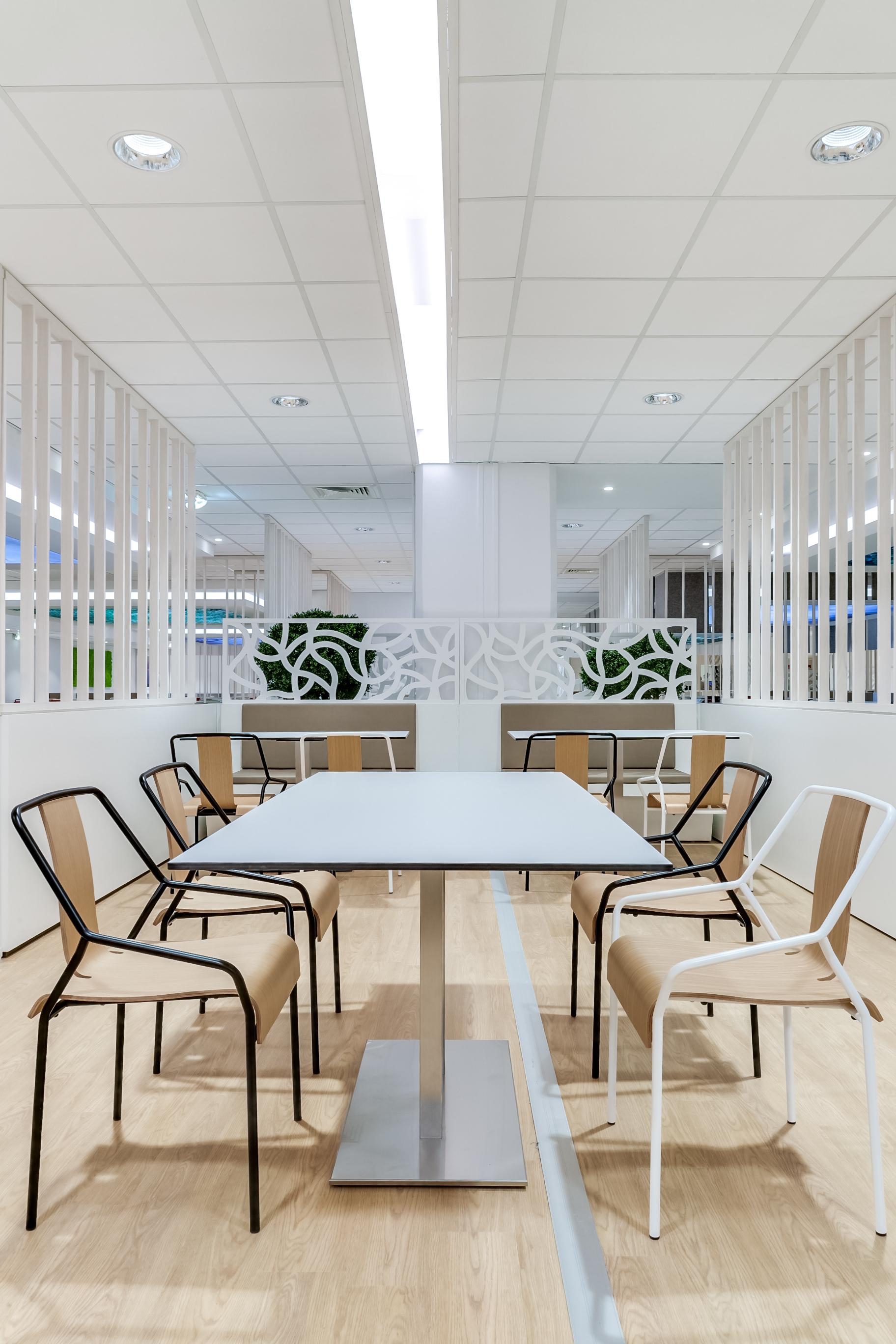 Restaurant d'entreprise – Banque Neufliz