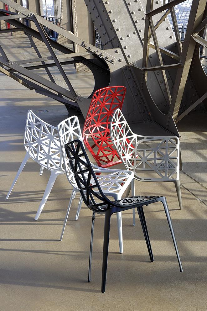 Eiffel Tower Chair