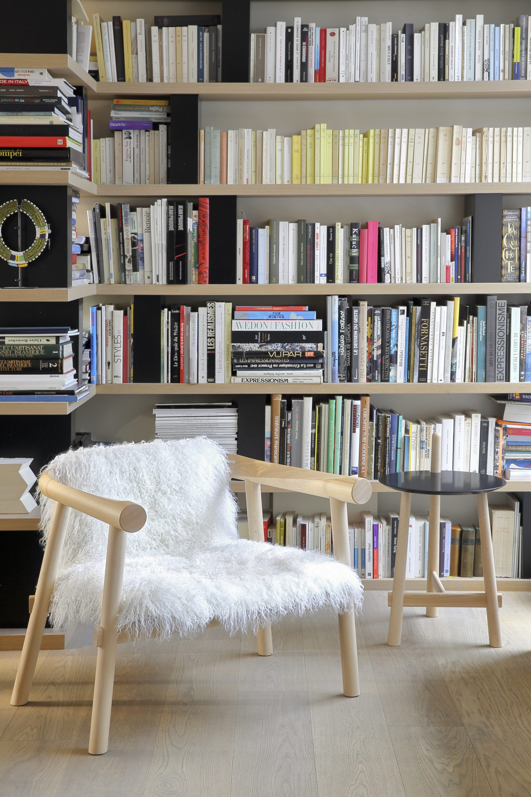 Fauteuil Altay Blanc