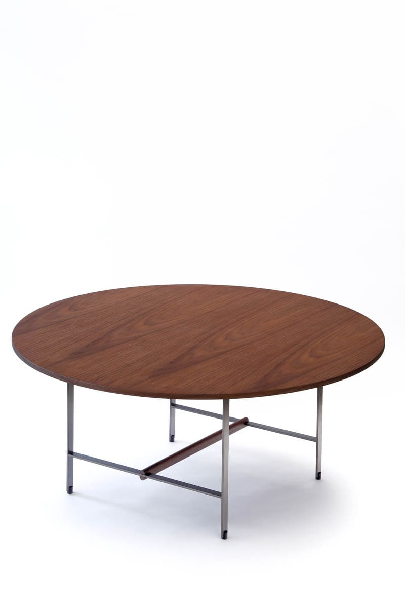 Sister round coffee table