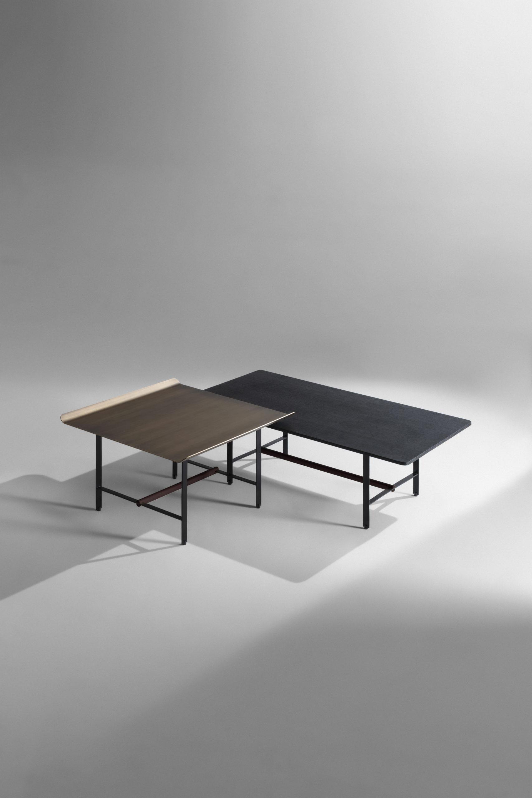 Table basse Sisters métal